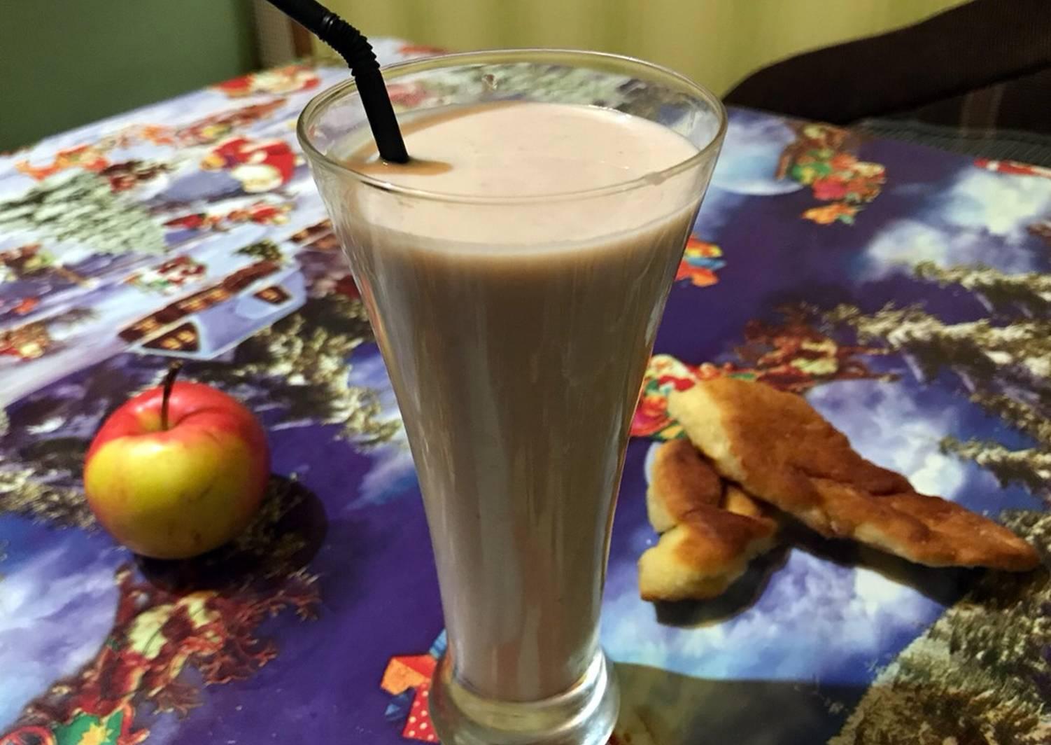 молочный коктейль миньоны рецепт с фото пошагово моему тема