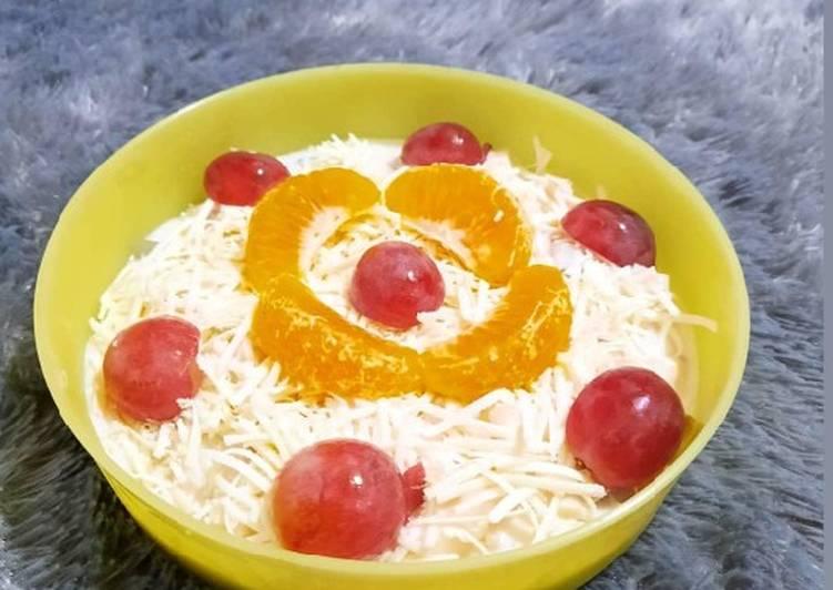 Salad buah endull