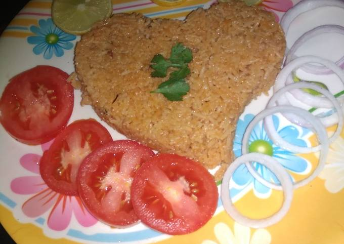 Easiest Way to Make Heston Blumenthal Red pulao