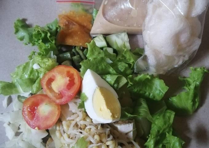 Resep Gado Gado Surabaya Oleh Ira Ummu Rasya Cookpad