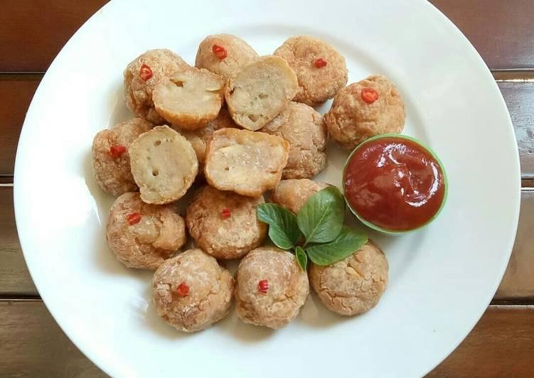 Bakso Ayam Goreng (Frozen Food)