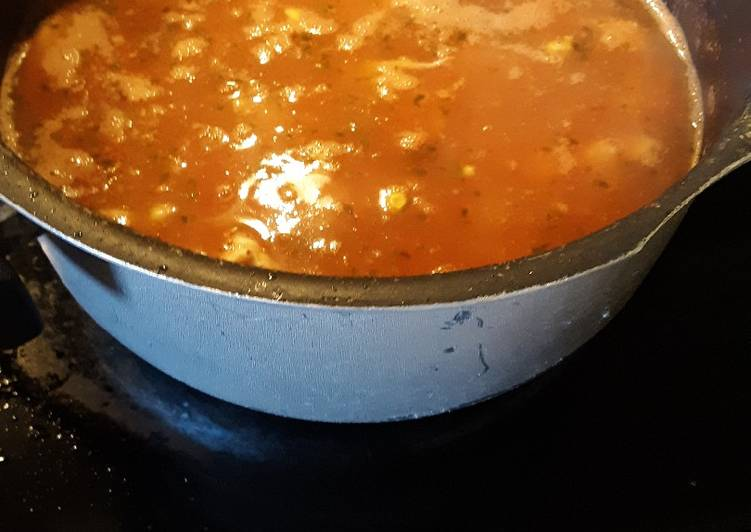 How To Improve  Easy Chicken Tortilla Soup