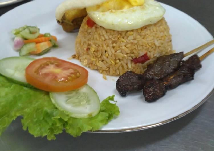 Resep Nasi goreng spesial Paling Top