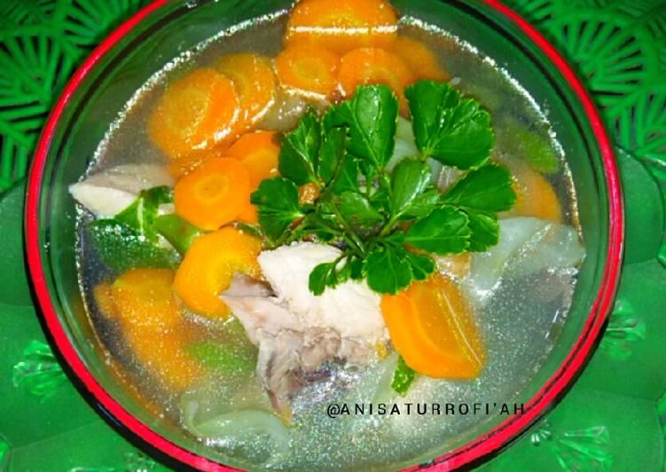 Sayuran Sehat~Sop Ayam Sayur