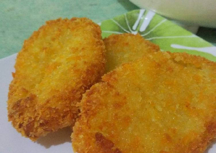 Resep Hashbrown ala McD Paling Top
