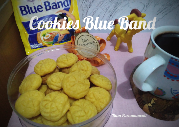 Cookies Blue Band