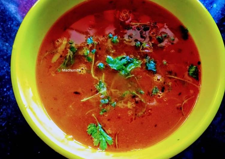 25 Minute Step-by-Step Guide to Prepare Homemade Tomato spicy gravy