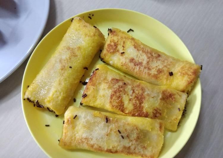 Banana French Toast