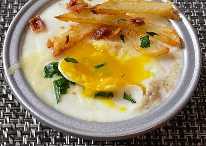 Recipe of Perfect Eggs en Mini Bundt Pan