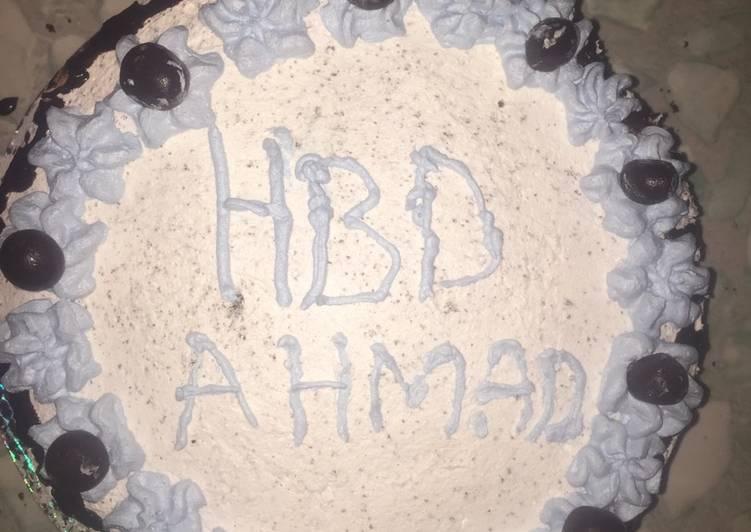 Recipe of Perfect Birthday cake 🎂