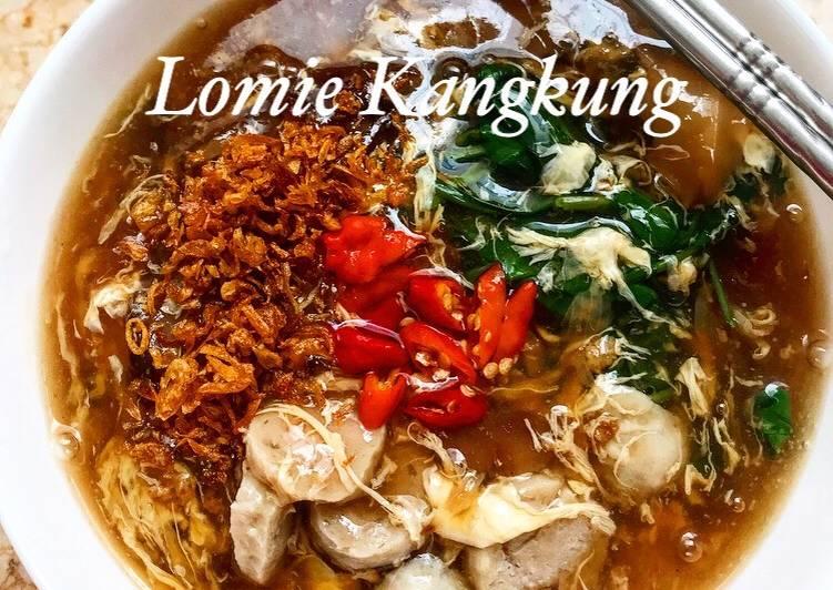 Lomie Kangkung