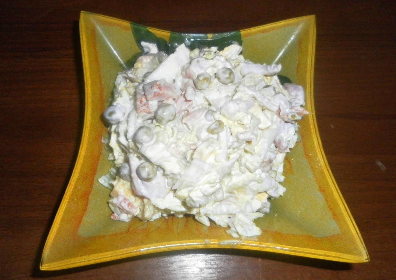 салат леди винтер рецепт с фото роллы очень вкусное