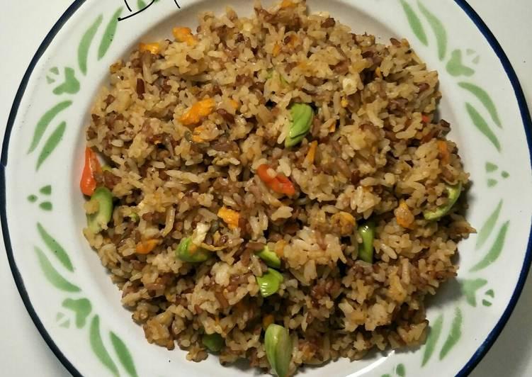 Nasi Goreng Mix