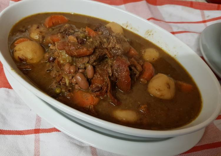 My Slow Cooker Beef Stew