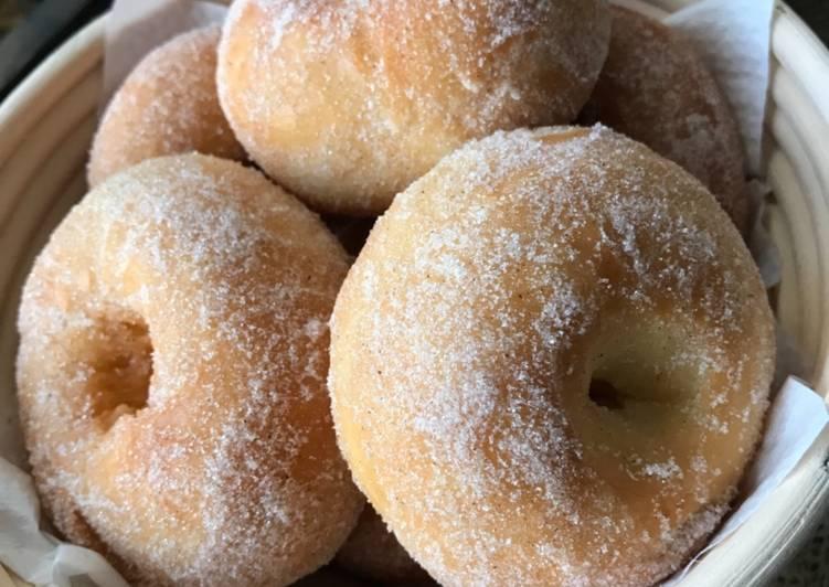 Cara Mudah Masak: Donut  Termudah