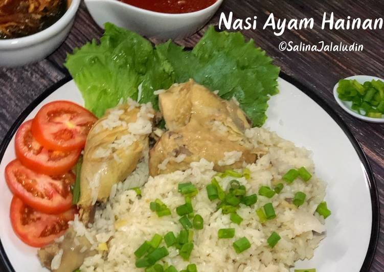 Nasi Ayam Hainan - velavinkabakery.com