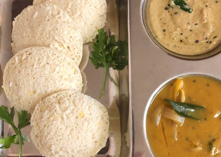 Old Fashioned Dinner Ideas Ultimate Moong Dal Idli
