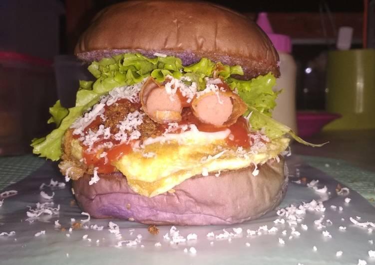 Burger spesial