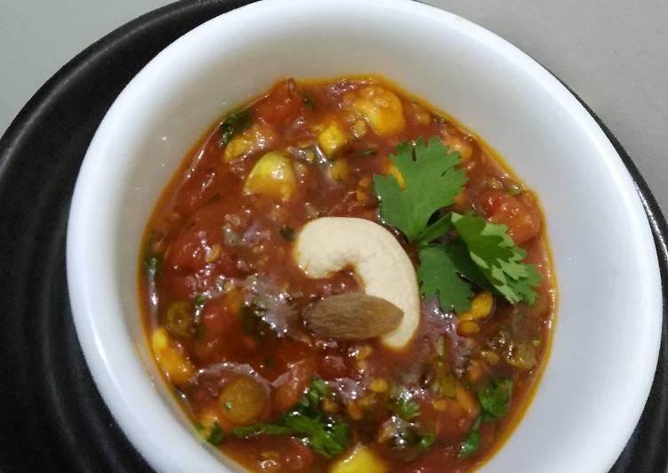 Simple Way to Prepare Perfect Khatti Meethi Tomato Chutney