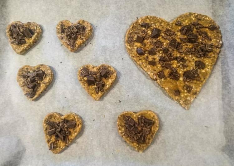 Cooki'coeur vegan sain