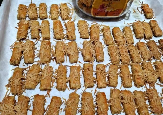 Kaastengel (kuker keju yummy)