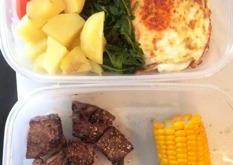 Cara membuat Menu Diet Mayo – Day 1