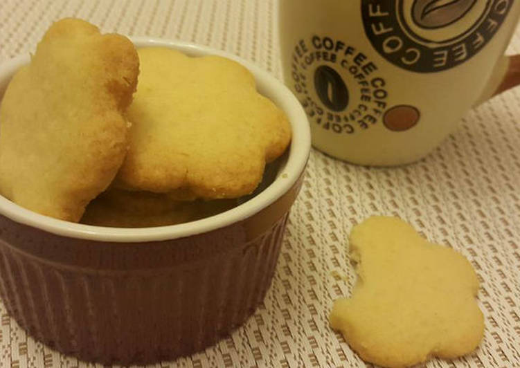 Step-by-Step Guide to Make Perfect Shortbread cookies