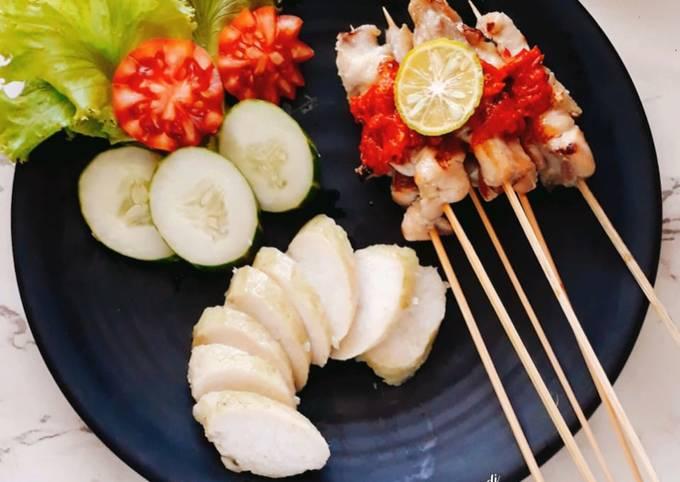 Cara Mudah Membuat Sate Ayam Taichan yang Lezat