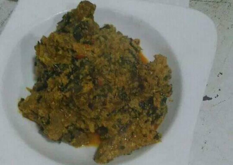 Friday Fresh Egusi soup