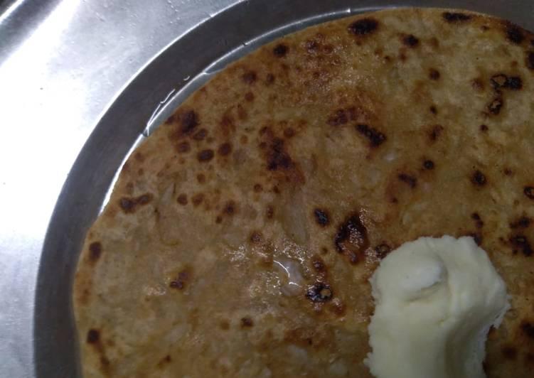 Step-by-Step Guide to Make Homemade Mooli paratha