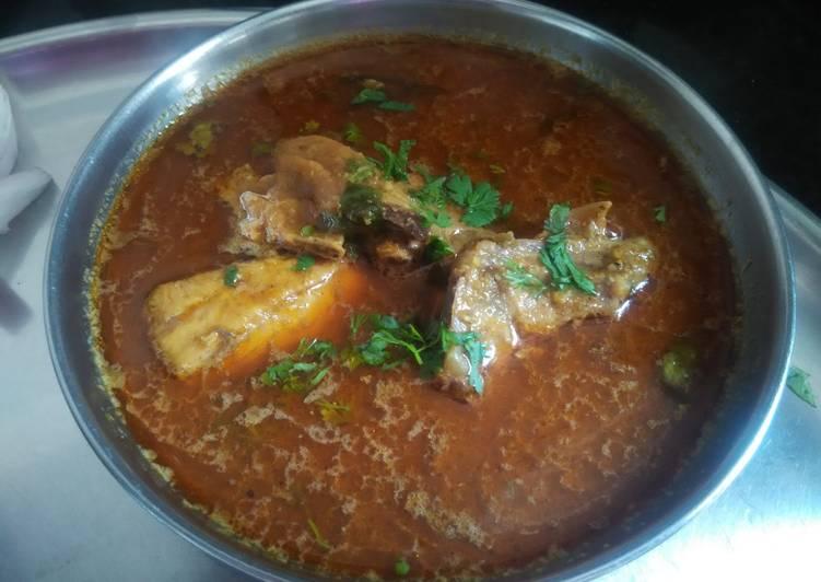 10 Minute Recipe of Super Quick Homemade Chicken Curry