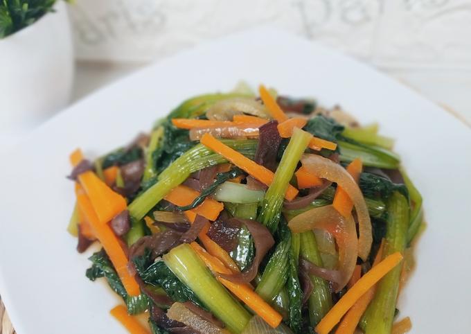Resep Yasai Itame Tumis Sayur Ala Jepang Oleh Nez Corner Kitchen Cookpad