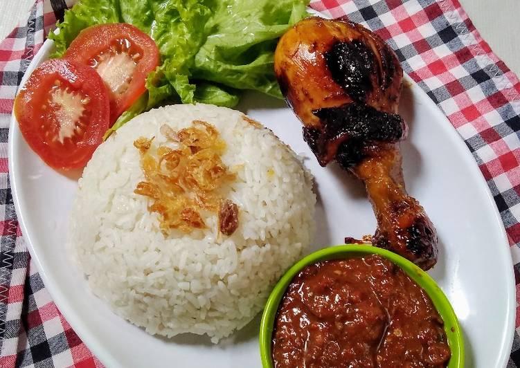 Ayam Bakar Wong Solo ala Chef Sufri
