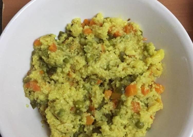 How to Prepare Delicious Barley Dalia
