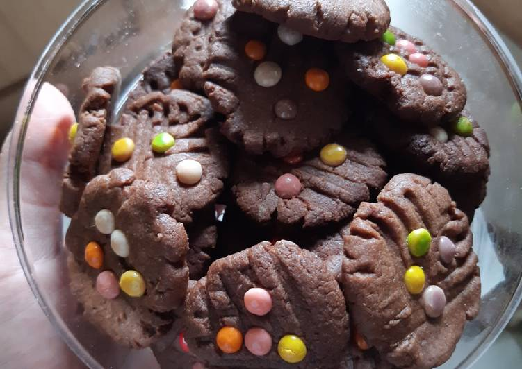 Cookies Coklat (Chocolatos Drink)