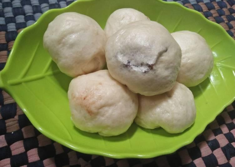 Resep Bakpao coklat Paling Joss