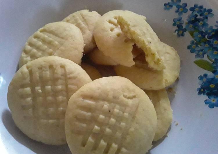 Cookies tanpa mixer