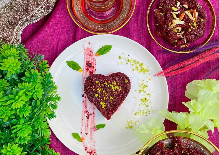 How to Prepare Ultimate Beetroot Halwa