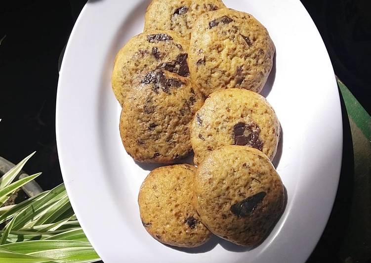 Cookies palm sugar