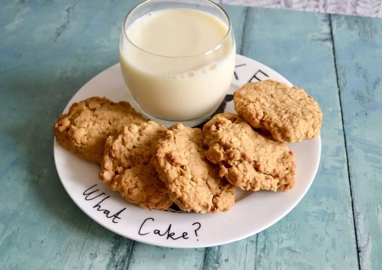 Stem Ginger Cookies