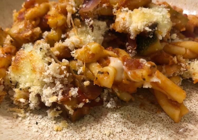 Easiest Way to Prepare Award-winning Parmigiana Pasta Bake