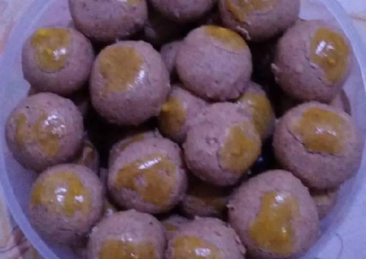 Kue kacang ala ngidam - cookandrecipe.com
