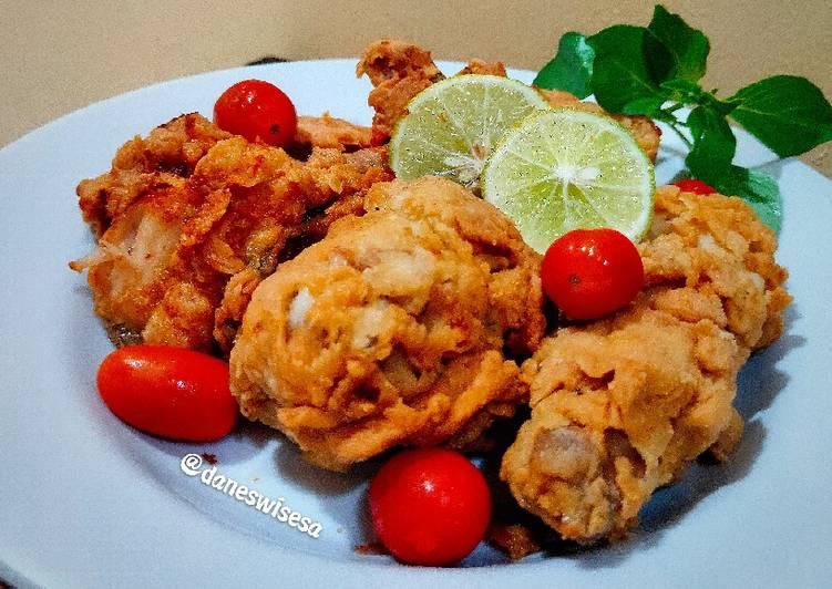 Ayam Goreng Tepung