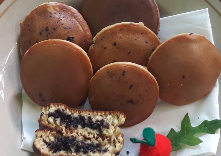 Resep Pancake Dorayaki Bikin Ngiler