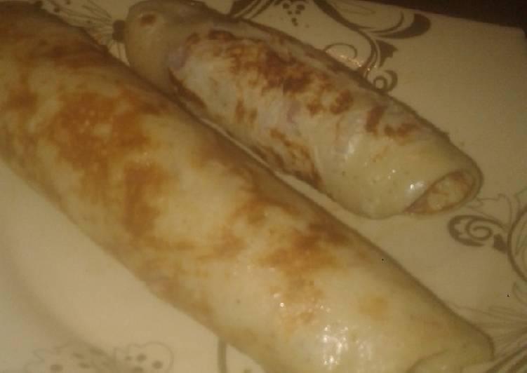 Coconut flour Pan Cakes