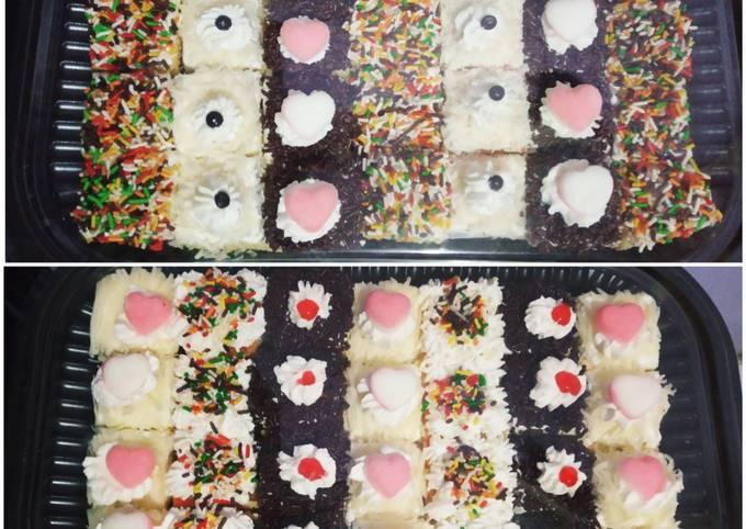 Cake Potong Lembut uk. 28 cm