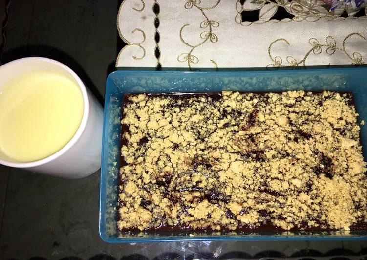 Resep Puding Chocolate With Oat Choco Naraya Oleh Yumyumkuy Cookpad