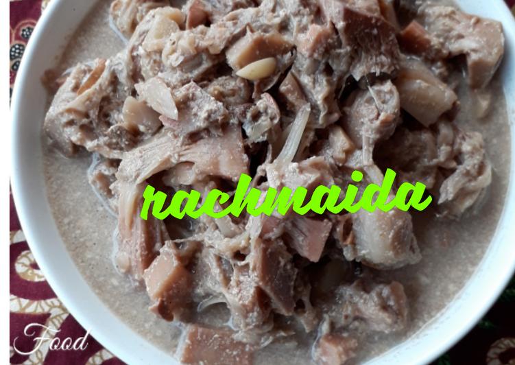 Resep Gudeg Nangka Daging Oleh Rachma Supriyadi Cookpad