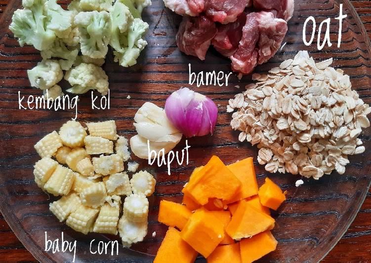 Resep Mpasi 4 Daging Labu Madu Slow Cooker Oleh Kartika Rahmi Cookpad