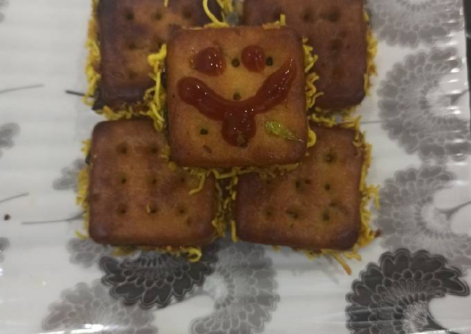 Easiest Way to Make Appetizing Biscuit patties